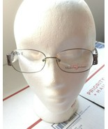 Madison Avenue Eyeglasses Frames 53-15-135 Mal100WM Purple Glasses - $8.90