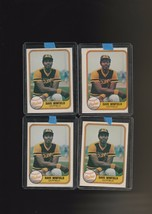 1981 Fleer Dave Winfield Yankees #484 Lot of 6 - $3.15