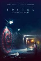 Spiral Movie Poster Darren Lynn Bousman Chris Rock Art Film Print 24x36 27x40 #3 - £7.89 GBP+