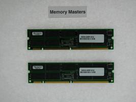 MEM-GRP-512 512MB Approved 2x256MB DRAM Memory  kit for Cisco 12000 series G