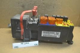 1999 Chrysler Cirrus Fuse Box Junction OEM P04608736AB Module 239-15b3 - $99.99