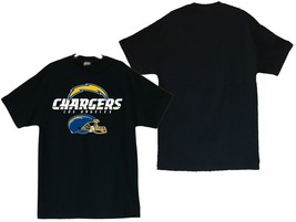 Los Angeles Chargers Image Men's T-Shirts Sizes (S Thru 4XL) - $20.78
