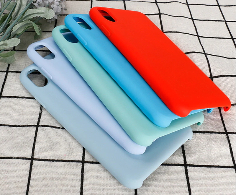 ITCQUALITY SILICONE PHONE CASE FOR iPhone 6 8 7 Plus SOFT COVER SHELL ITC1367.