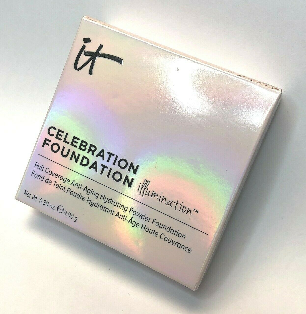 Primary image for It Cosmetics Celebration Illumination Foundation Powder YOU CHOOSE  0.30 Oz NIB