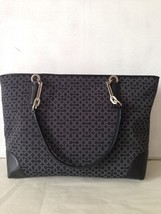 NWT! Coach OP Art Needlepoint East West Tote Handbag Purse Shopper 26767 - $185.00