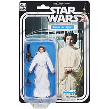 "Star Wars The Black Series 40th Anniversary Princess Leia Organa 6"" Acti... - $33.85"