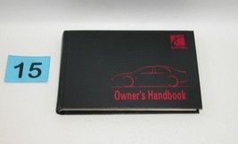1997 Saturn First Edition Factory Original Owners Manual #15 - $13.81