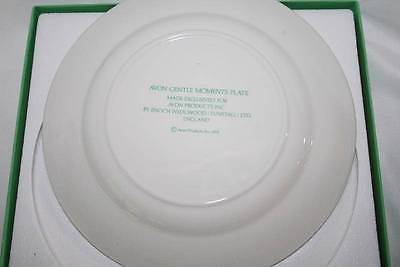 Avon Gentle Moments Collector Plate 1975 Enoch Wedgwood England  #1640 image 6