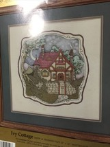 Counted Cross Stitch 50559 Something Special Ivy Cottage - $11.97