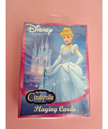 Disney Cinderella Playing Cards Brand New, Factory Wrap Bicycle/US Playi... - $6.39