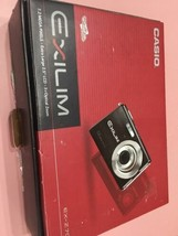 Casio Exilm 7.2 MP Silver Digital Camera EX-Z70 SLVR - $71.99