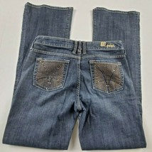 Kut from the Kloth Womens Jeans Sz 6 Flare Mid Rise Medium Wash Denim ** - $29.01