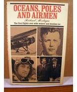Oceans, Poles and Airmen, Richard Montague, 1971 HC/DJ - $9.99