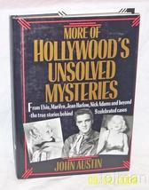 More of Hollywood's Unsolved Mysteries 1991 John Austin - $5.77