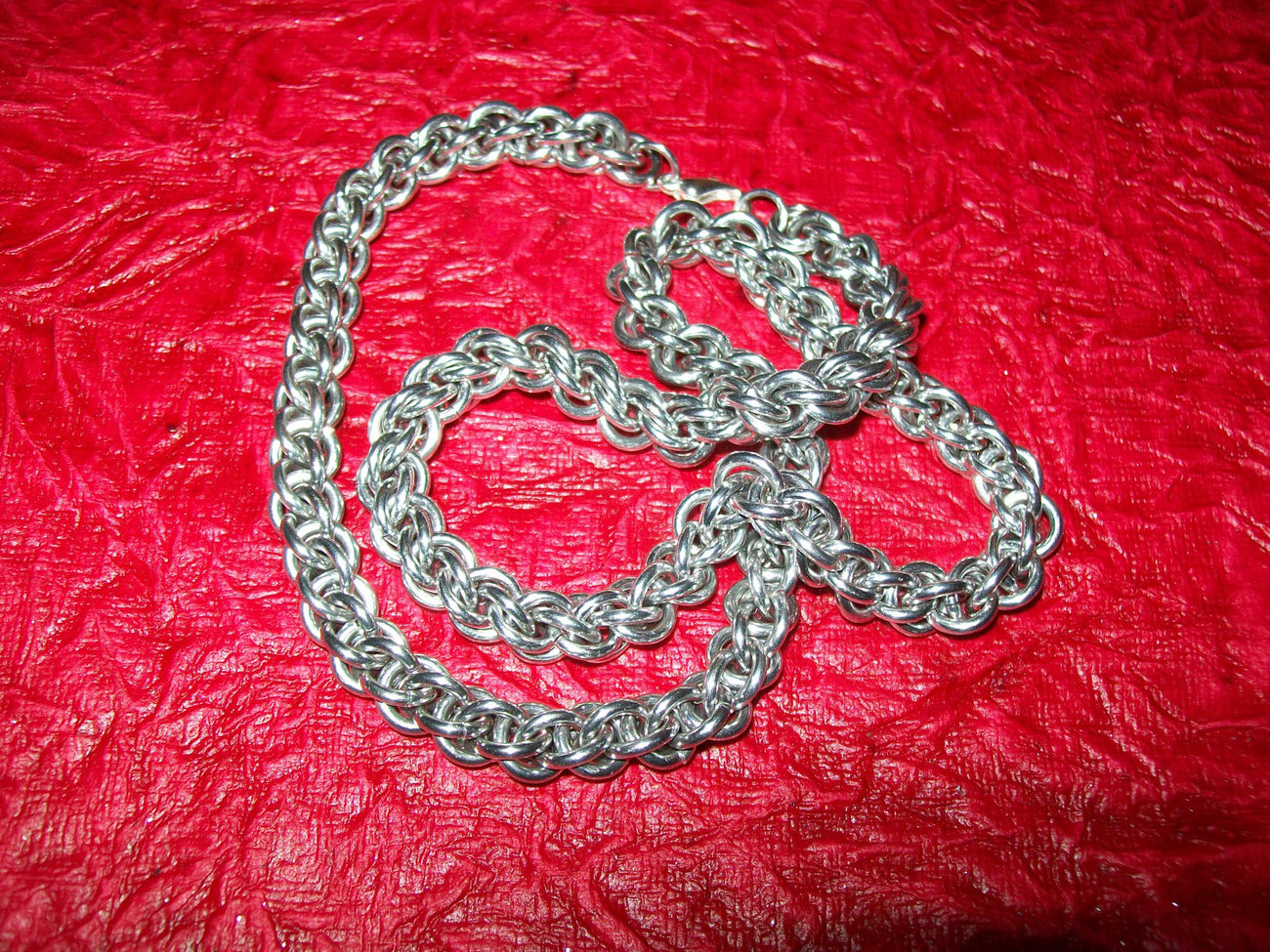 JPL Chainmaille Choker