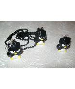 Badtz Maru Earrings or Necklace - $12.00