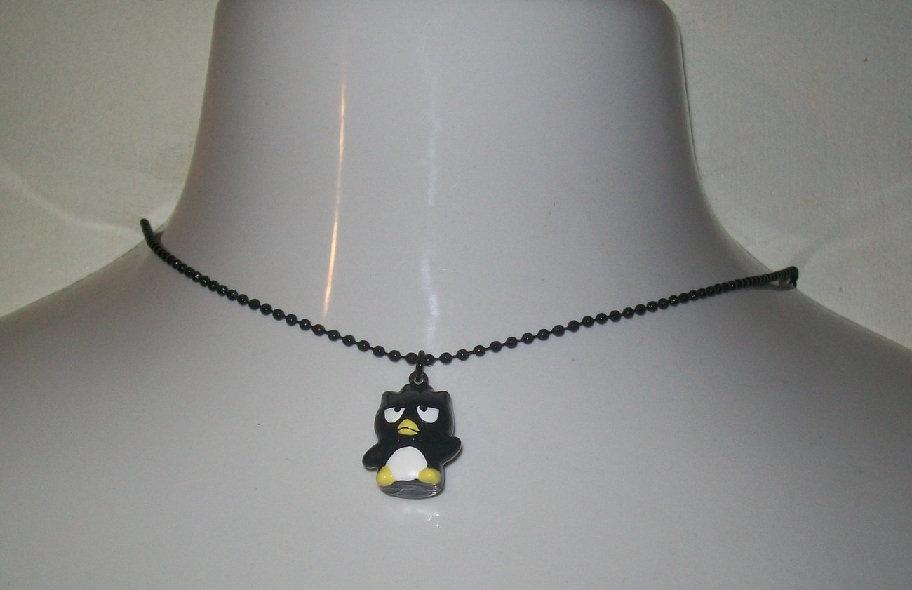Badtz Maru Earrings or Necklace