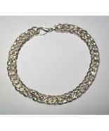 Square Half Persian Chainmaille Bracelet - $40.00