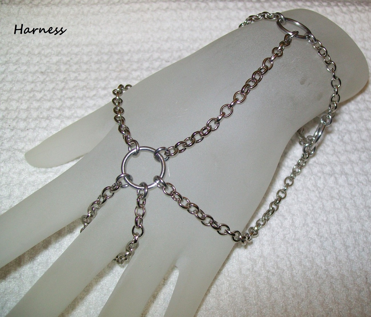 Chainmaille Slave Bracelet