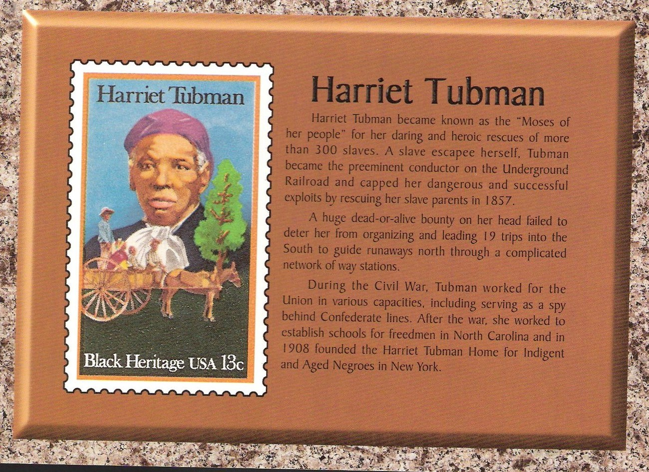 20 Jumbo Stamp Image Postcards Celebrating Black Heritage (V