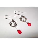 Vampire Earrings - $10.00