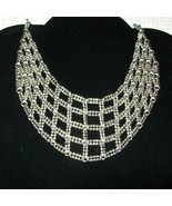Nut Job Chainmaille Choker - $45.00