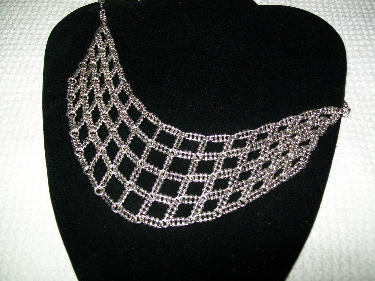 Nut Job Chainmaille Choker