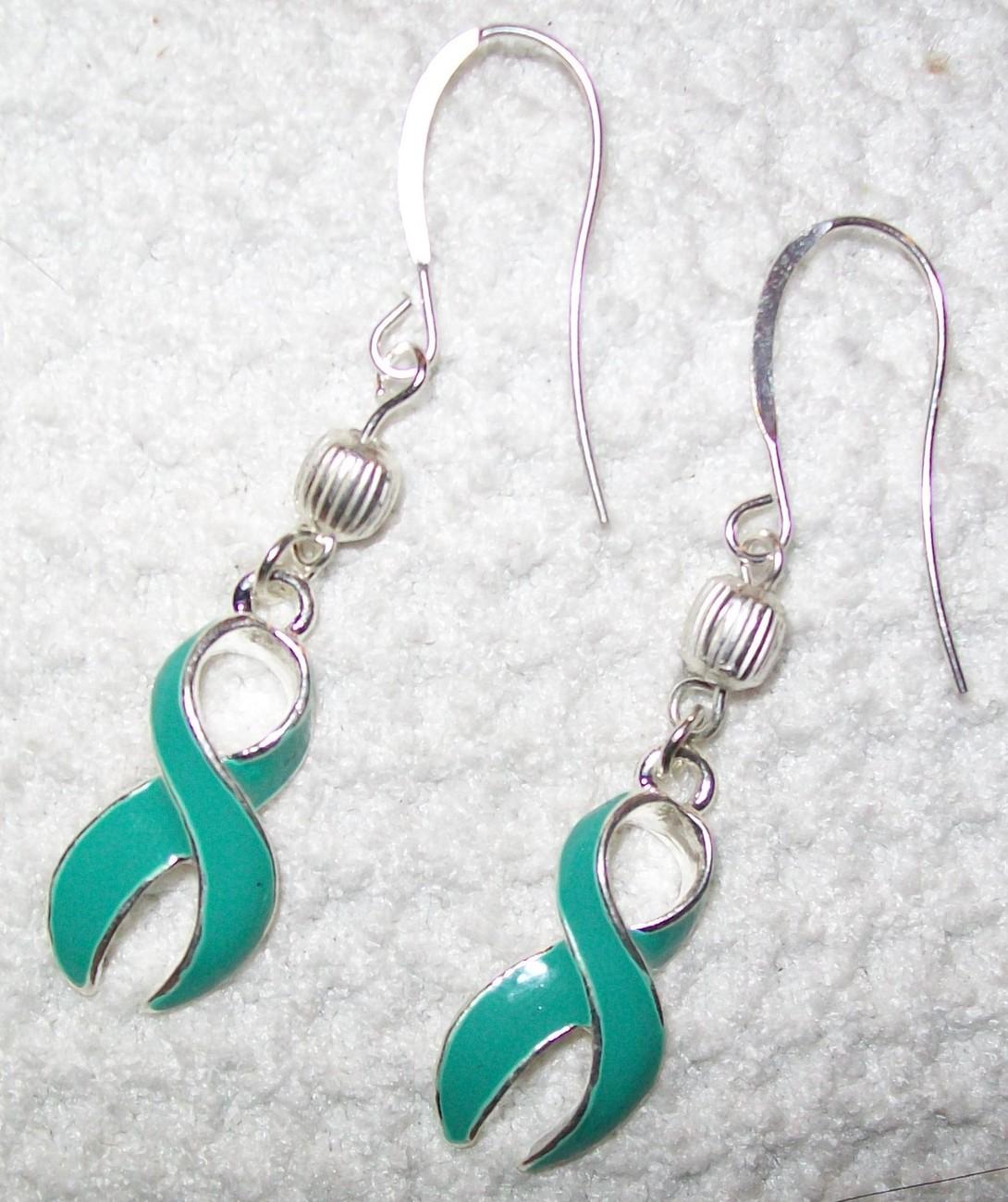 Ribbon Awareness Earrings