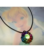 Caged Globe Chainmaille Pendant Necklace - $15.00