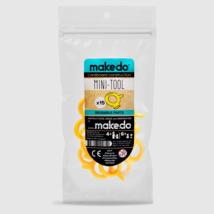 Makedo Mini-Tool 015 Expansion Pack: 15 Reusable Cardboard Construction Tools - $12.99