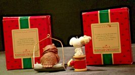 Hallmark Handcrafted Ornaments AA-191769-C  Collectible  ( 2 pieces ) image 4