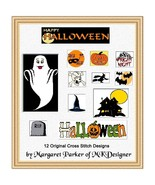 HAPPY HALLOWEEN!  In Cross Stitch Hobbyware pat.Files - $5.00