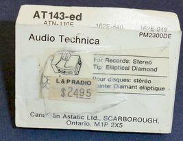 GENUINE Technica ATN110E for AT-110E ATN105 AT105 RECORD PLAYER NEEDLE STYLUS image 4