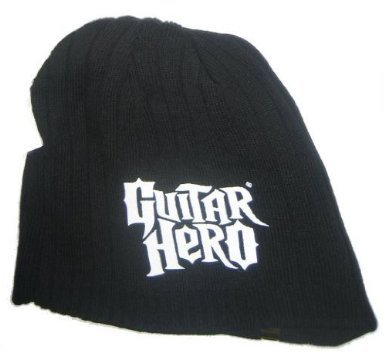 Guitar Hero Wings Reversible Beanie Brand NEW!