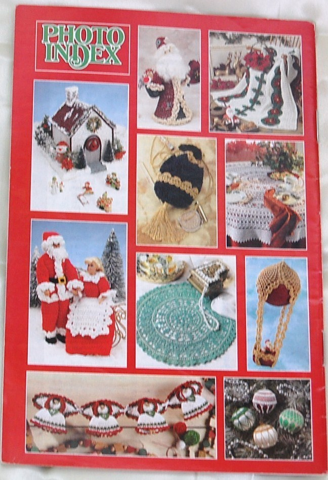 Annie's Crochet Newsletter November- December  1998  No. 96
