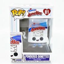 Funko Pop! Ad Icons Hostess Powdered Donettes Donuts Bag #81 Vinyl Figure