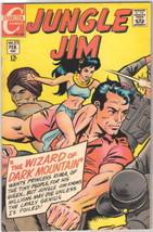 Jungle Jim Comic Book #22, Charlton Comics 1969 VERY FINE- - $18.30