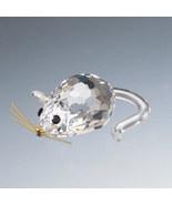 Preciosa Crystal, Mouse, New in Box - $42.00