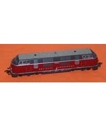 Fleischmann HO Train Locomotive 4 Wheel Drive - $200.00