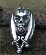 Haunted Light of the Warrior Illuminati Amulet the illuminated path - $499.99