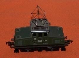 Vintage Fleischmann HO Train Locomotive 4 Wheel Drive - $150.00