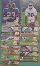1994 Fleer Ultra New York Giants Football Team Set - $3.00