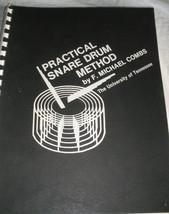 Practical Snare Drum Method - Combs - $5.75