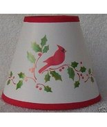 New CARDINAL Mini Paper Chandelier Lamp Shade - $6.50