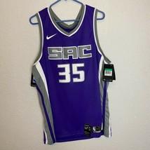 Nike Connect Swingman Marvin Bagley III Sacramento Kings #35 Jersey Size... - $74.49