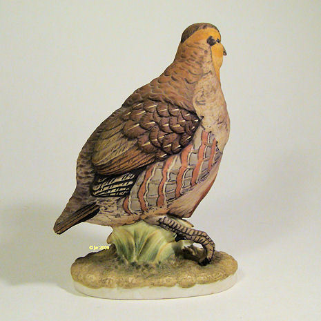 Hungarian Partridge by Lefton China, Limited Edition
