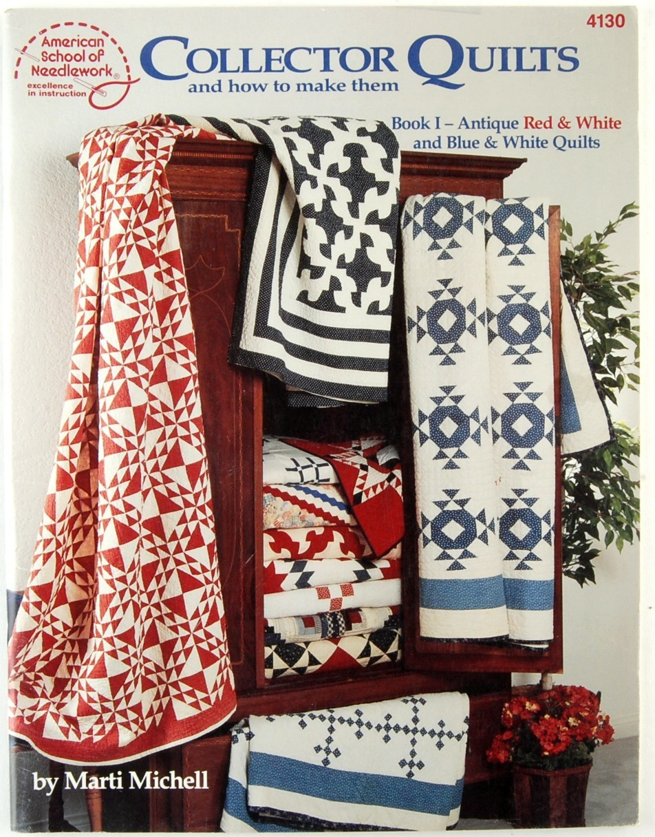 Book collector quilts
