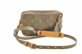 LOUIS VUITTON Monogram Marly Bandouliere Shoulder Bag M51828 JUNK Auth s... - $198.00