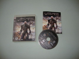 Enemy Territory: Quake Wars (Sony PlayStation 3, 2008) - $8.50