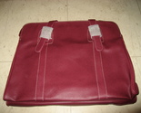 Estee lauder red leather handbag thumb155 crop